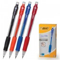 Bic Velocity MP05 mehaaniline pliiats,Mechanical pencil with 3 x 0.5mm HB Leads (Box 12) Assorted collor