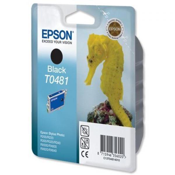 Epson tindikassett C13T04814010 T0481