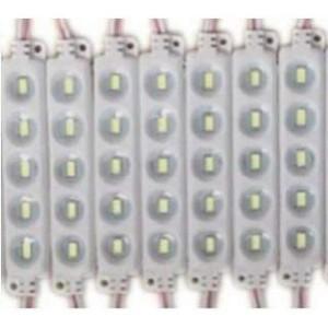 LED moodulid IP65, L-2046, 95*20, 30-40lm Lahe/valge