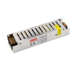 Toiteplokk 80W-12V-6.5A, IP20, 12V,  160*40*32mm
