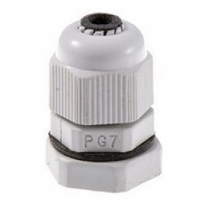 Veekindel kaablikinnitus 13mm, 3-6,5 cable range mm, PG7