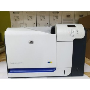 HP Color LaserJet CP3525 DN, laser, formaat A4