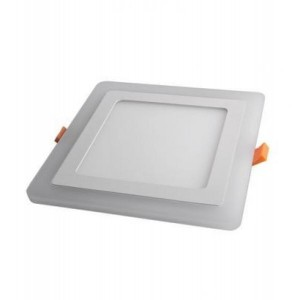 LED built-in rectangular / SMD FINITY 12W 3000K