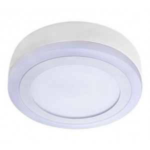 LED valgustid Round-plus 12DW + 4W W 2500-4500K