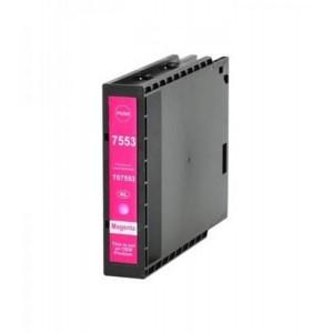 Dore analoog tindikassett Epson C13T755340 T7553XL Magenta