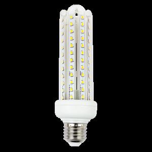 LED bulbs E27-T3-4U 38W 4000K