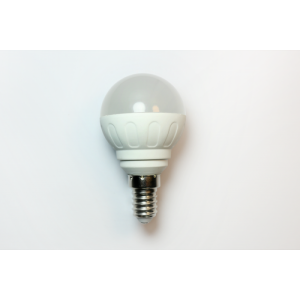 LED bulbs E14-G45 5W 4000K