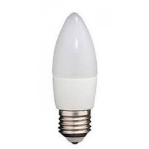 LED bulbs E27-C37 7W 3000K