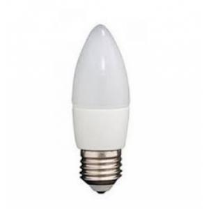 LED bulbs E27-C37 7W 4000K