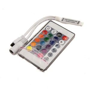 IR 24 keys RGB kontroller 17