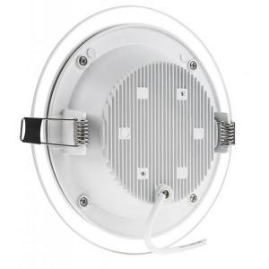 LED sisseehitatud liitmikega SMD CYBLE 12W 4000K Model: ZLP1009C