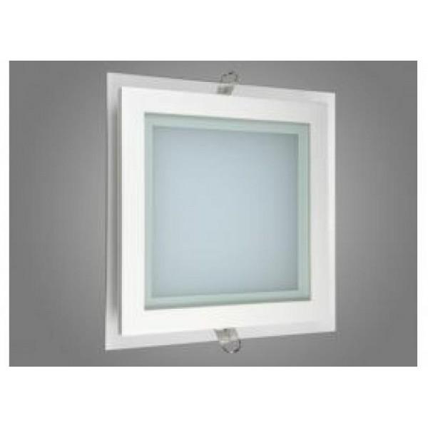 LED sisseehitatud nelinurkne / SMD FINITY 12W 3000K