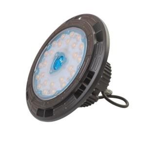 LED UFO HIGH BAY lamp 200W AC90-265V 4000-4500K IP65 Ø350mm*163↕mm