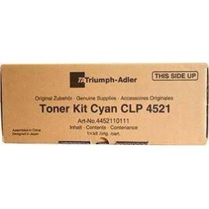 UTAX tooner  4452110111 CLP-4521 Cyan