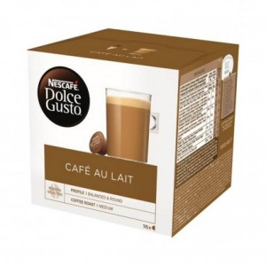 Nescafe Kohvikapslid. DG Au Lait, 16 pcs