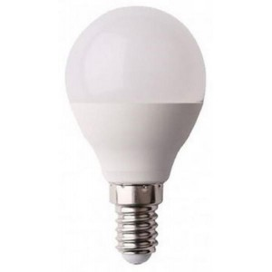 LED bulbs E14-G45 7W 4000K