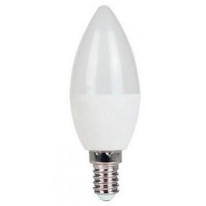 LED bulbs E14-C37 7W 4000K
