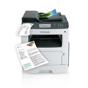 Lexmark printer MX410de 4IN1 MONOLASER A4 35S5701