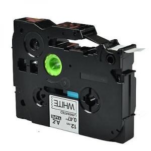 Dore printer labelkassette Brother TZ-231 TZe-231 TZ231 TZe231 Black on White