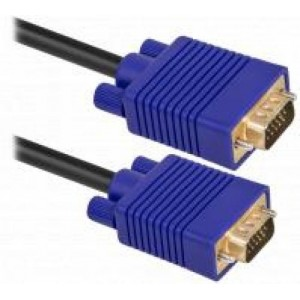 Defender audio-video kaabel SVGA PRO kaabel Defender HDDB15 M-M, 3 m