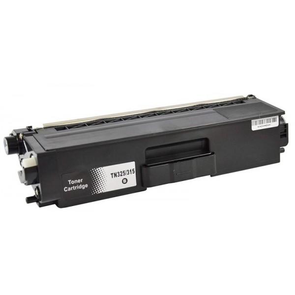 G&G analoog toonerkassett  Brother TN-315 TN315 TN-345 TN345 TN-325 TN325 TN-375 TN375 BK