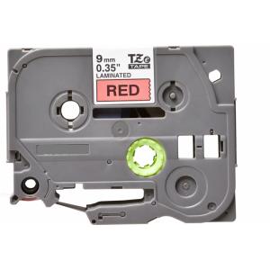G&G analoog trükilindid Brother TZ-421 TZe-421 TZ421 TZe421 Black on Red