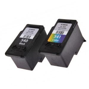 Canon originaal tindikassetid PG-540/CL-541 PG540/CL541 PG-540 CL-541 PG540 CL541 Multipack BK/COLOR