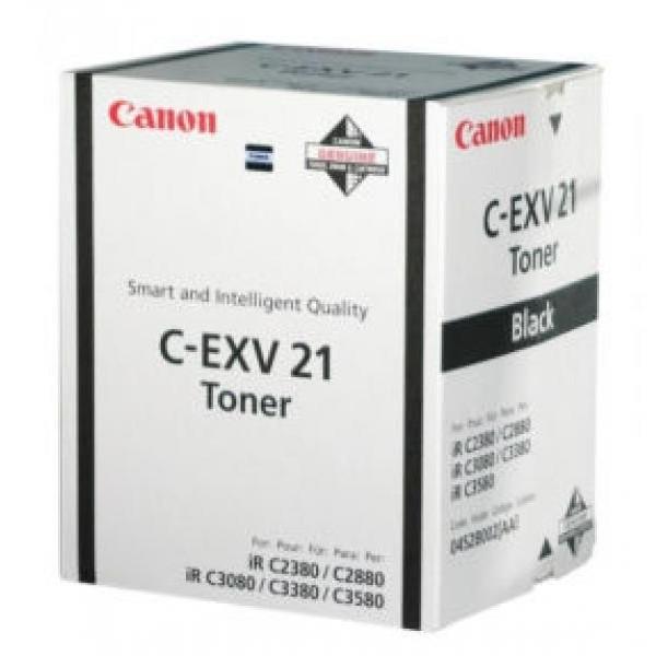 Canon toonerkassett C-EXV21 CEXV21  C-EXV 21 BK Black