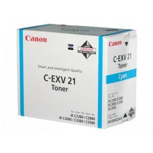 Canon toner cartridge C-EXV21 CEXV21  C-EXV 21 C Cyan