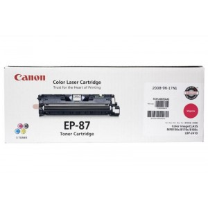Canon toonerkassett EP-87 EP87 Magenta