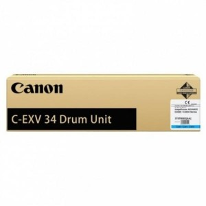 Canon trummel C-EXV 34 Cyan 3787B003