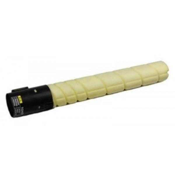 Dofe toonerkassett KONICA MINOLTA TN-221Y TN221Y A8K3250 Yellow