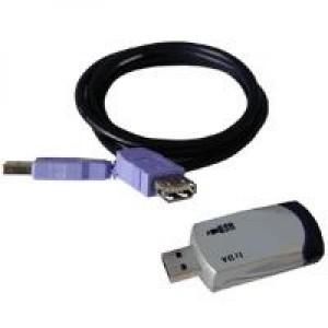 USB-IrDa adapter IK välispordiga Defender UDA134