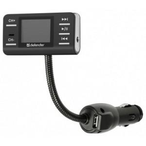 Автомобильный FM-трансмиттер Defender RT-pro