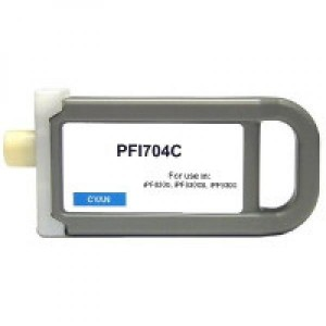 Redbox ink cartridge Canon PFI-704C