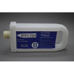 Redbox ink cartridge Canon PFI-704BL