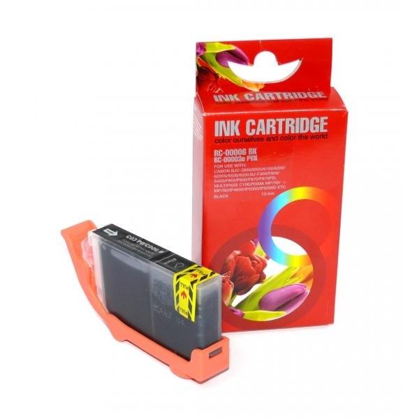 RedBox Canon tindikassett RC-00006 BK BCI-6BK
