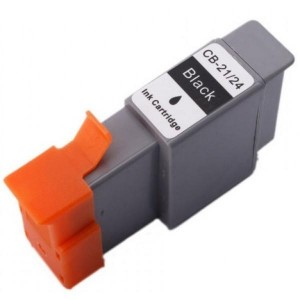 RedBox tindikassett Canon BCI-24BK BCI-21 BK S200 S300 BJC-2000 2000sp 2100 4000 400J 410J 4100 4200 4300 4304