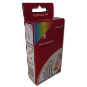 RedBox tindikassett Canon BCI-6PM BCI-6 PM BJC-8200 S800 S820 S820D S900 S9000 i990 i9950 9900i BJC-3000
