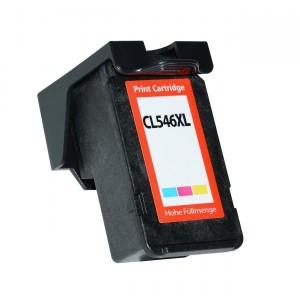 Static-Control analoog tindikassett Canon CL-546XL CL546XL 546 XL Color 8288B001