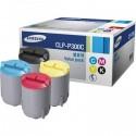 Samsung originaal toonerkassett CLP-P300C multipack (4 colors)