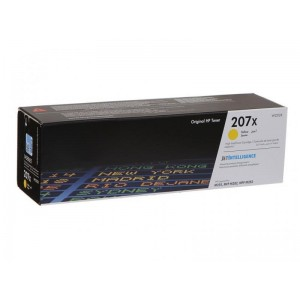 HP tooner  W2212X  207x  Yellow