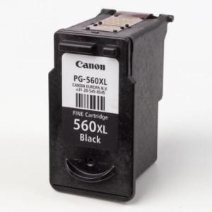 Canon  originaal tindikassett PG-560XL PG560XL Black