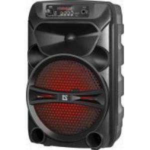Portatiivne akustiline süsteem G110 12W, Light/BT/FM/USB/LED/AUX