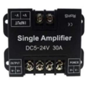 Amplifier single color 30A