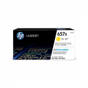HP CONTRACT Cartridge No.657X Yellow (CF472XC)