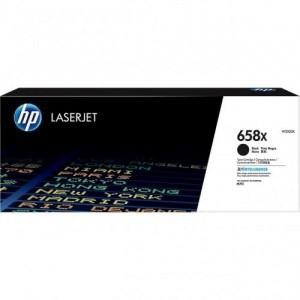 HP toner cartridge 658X black (W2000X)