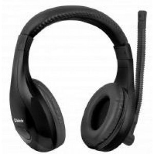 Gaming headset Defender Warhead G-170 black, cable 2,5 m