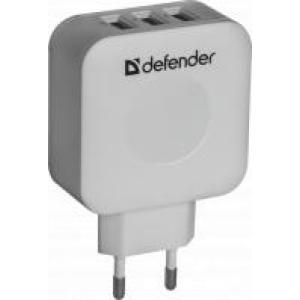 Зарядное устройство adapter 3 USB 5V/4A