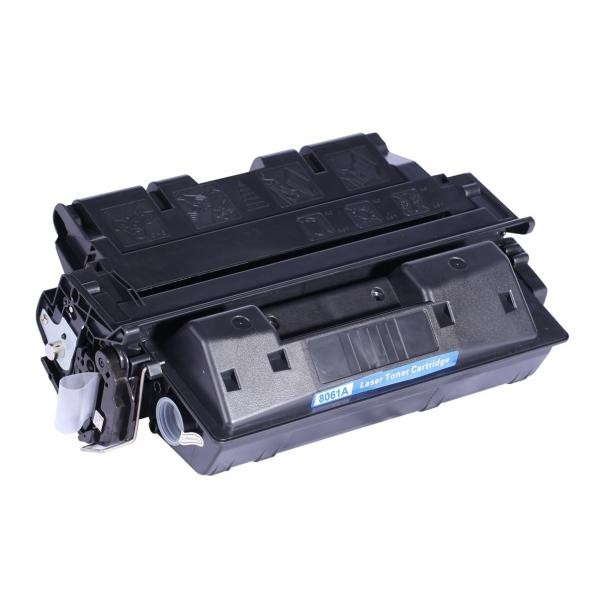 Dore analoog tooner HP C8061A 61A Canon CRG737 BK
